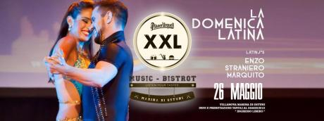 La Domenica Latina at XXL Music Bistrot