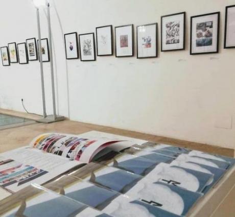 """Holm Festival - Presentazione della rivista """"Lamantice - Fiato ai disegni"""""""