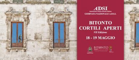 Bitonto Cortili Aperti 2019