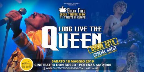 Long live The Queen - Queen Tribute Show