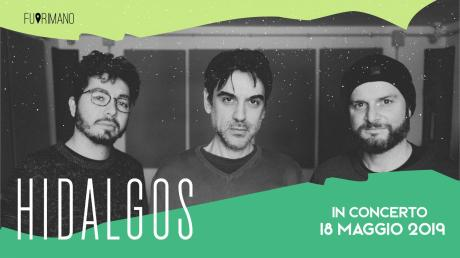 Hidalgos Live