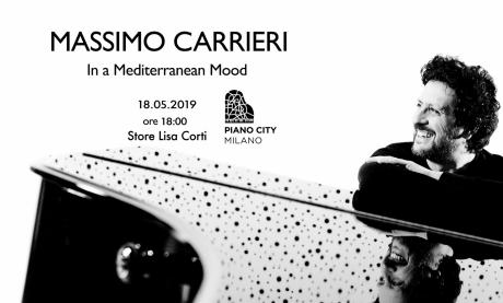 Massimo Carrieri a Piano City Milano