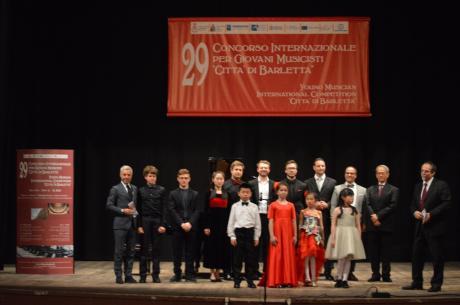 UNA PRESTIGIOSA GIURIA PER IL 22° CONCORSO INTERNAZIONALE   DI ESECUZIONE PIANISTICA PREMIO MAURO PAOLO MONOPOLI Al via la prestigiosissima Kermesse