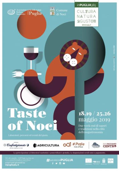 Taste of Noci
