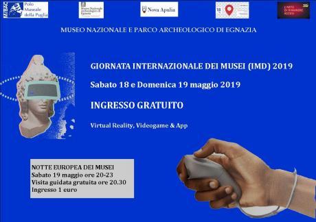 Giornata internazionale e Notte Europea dei Musei ad Egnazia