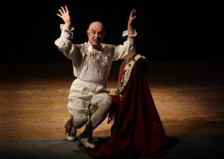 LA FAVOLA DE ZOZA - Paolo Panaro al Teatro Casa di Pulcinella