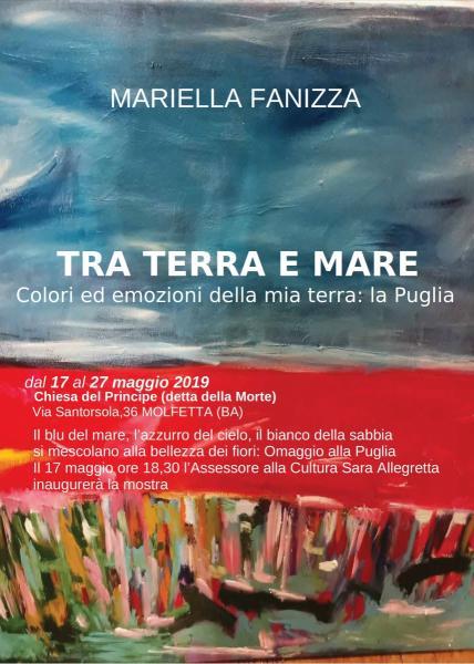 Tra terra e mare . colori ed emozioni della mia terra la Puglia