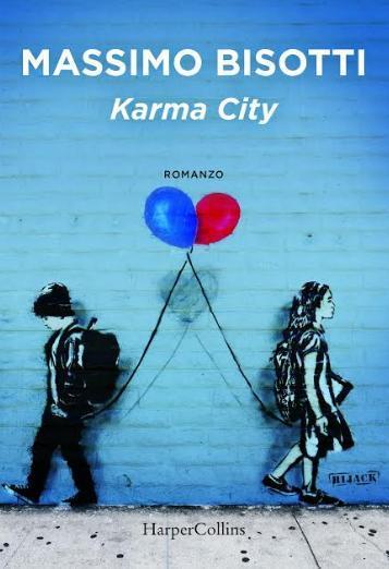 """Presentazione del libro """"Karma city"""" di Massimo Bisotti"""