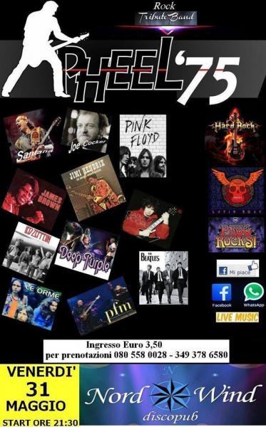 Pheel'75 - Carlos Santana Tribute Band