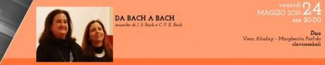 Da Bach a Bach