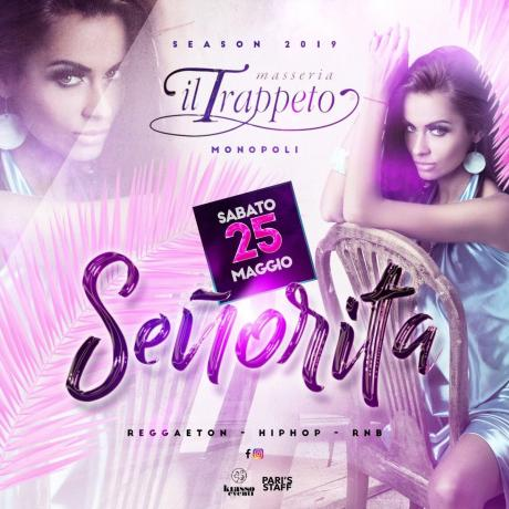 Trappeto Entertainment SENÕRITA ON TOUR