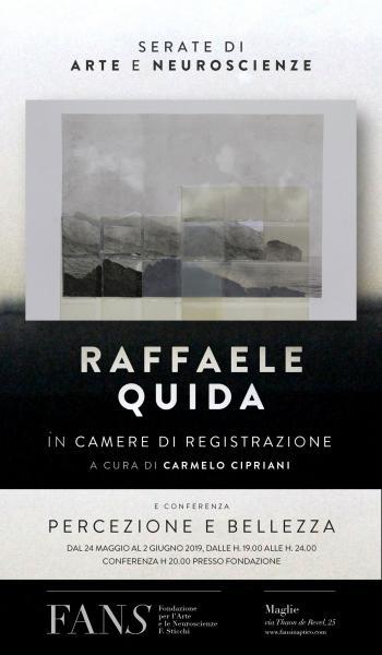 Arte e Neuroscienze nel Salento con l'artista Raffaele Quida