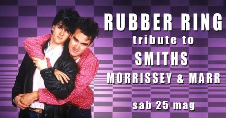 Rubber Ring: tribute to Smiths, Morrissey and Marr