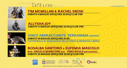 Rosalba Santoro & Eufemia Mascolo feat. Pino Basile e Angelo Manicone