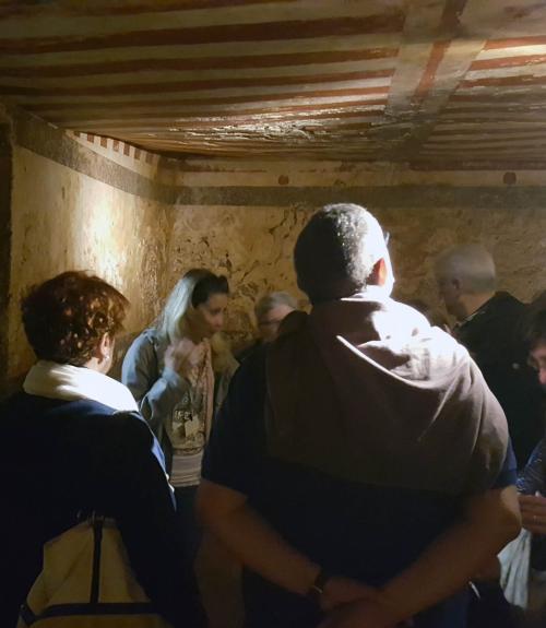 Visita al Museo e Parco Archeologico di Egnazia con Tomba delle Melagrane