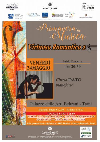 Virtuoso romantico 2 Primavera in musica 2019