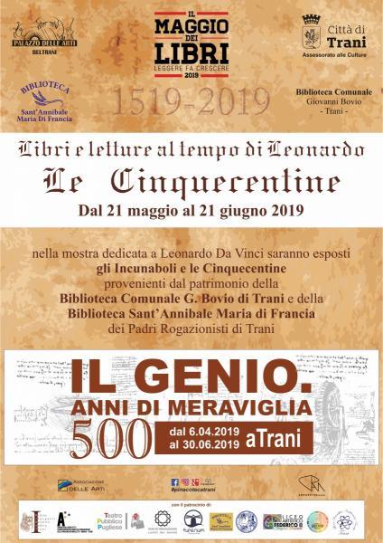 Libri e letture al tempo di Leonardo