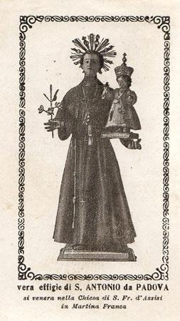 Festa di Sant'Antonio da Padova e processione