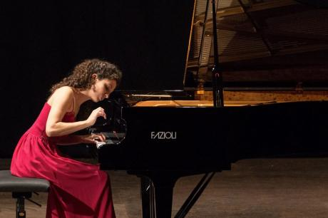 MADDALENA GIACOPUZZI piano recital