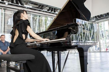 CINZIA DATO piano recital