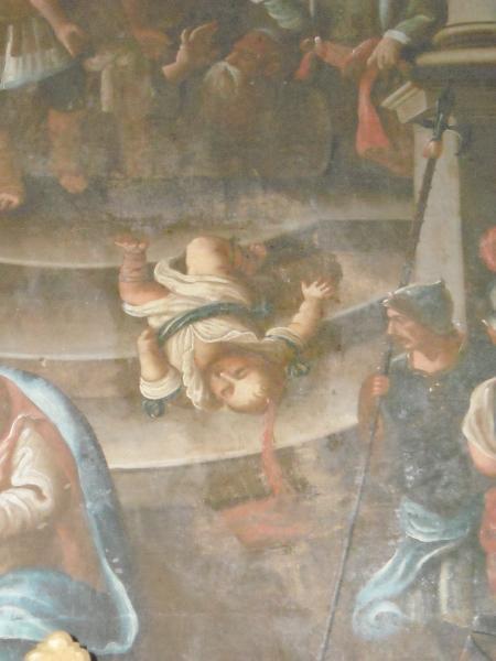 Data liturgica dei Santi Quirico e Giulitta martiri