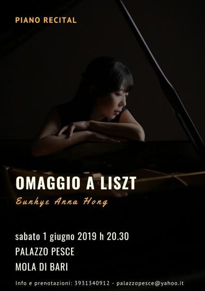Omaggio a Liszt [Eunhye Anna Hong Piano Recital]