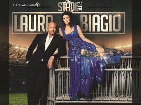 Laura Pausini e Biagio Antonacci live concert