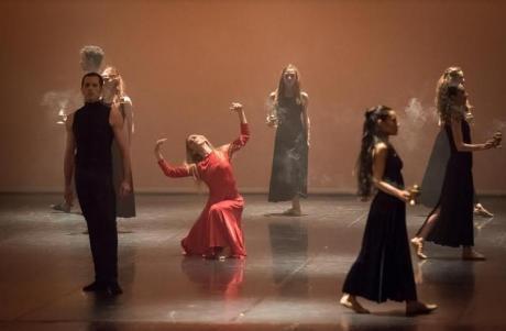 """Eleonora Abbagnato in """"Puccini"""""""