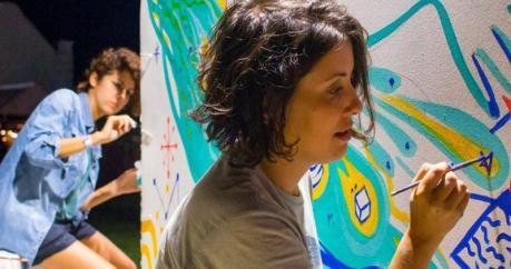ATTACCHI D'ARTE 2019 PAOLA ROLLO alla Casa per la Vita Artemide