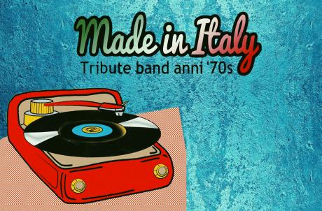 Made In Italy - Tribute Band '70s - Estate Italiana