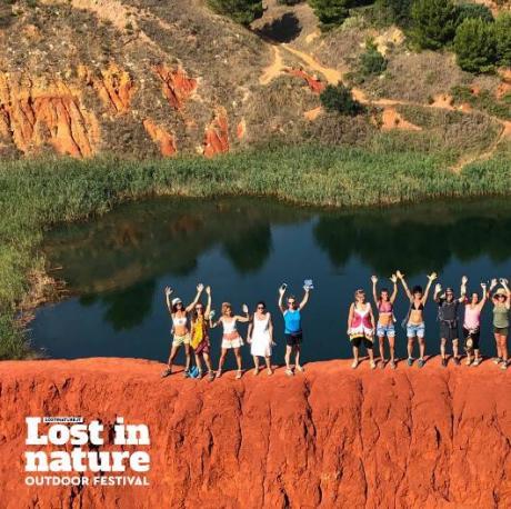 """Lost in Nature: il primo outdoor festival """"iperattivo"""""""