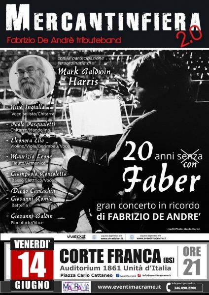 20 anni senza Faber