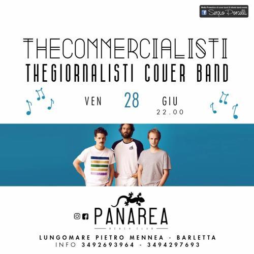 Thecommercialisti - Thegiornalisti CoverBand a Barletta