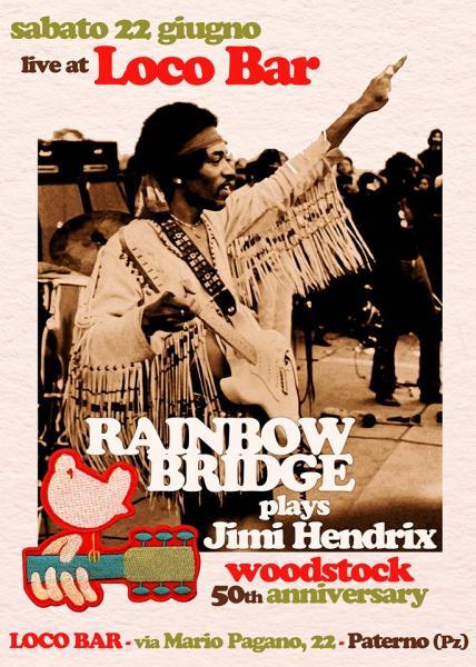 Rainbow Bridge plays Jimi Hendrix