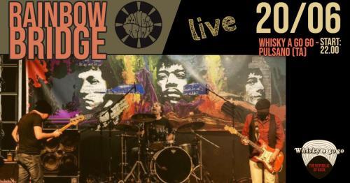 Rainbow Bridge live!