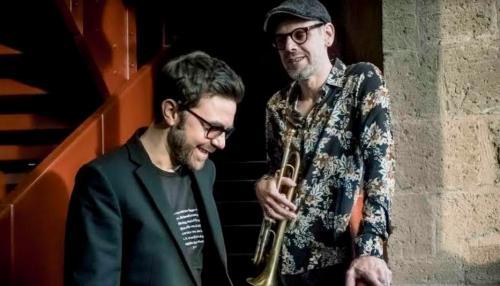 Fabrizio Bosso e Julian Olivera Mazzariello live concert