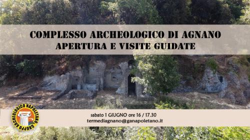 Visita guidata al Complesso Archeologico di Agnano