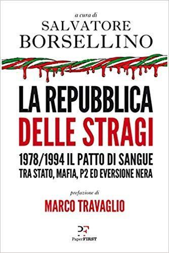 """Salento Book Festival - Presentazione del libro """"La Repubblica delle Stragi"""""""
