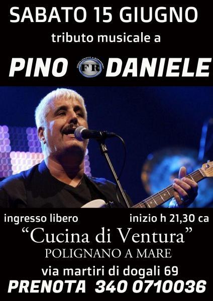 PINO DANIELE-TRIBUTO