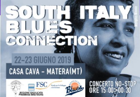 South Italy Blues Connection
