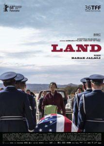 CinemaMondo-  'Land'    di  Babak Jalali (Italia –Francia 2018)