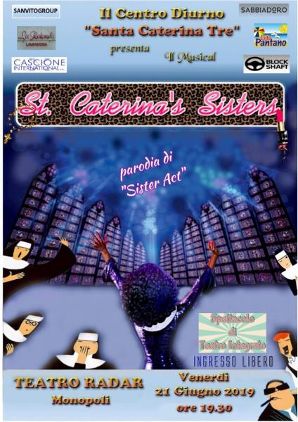 St. Caterina's Sisters - Il musical del centro diurno Santa Caterina Tre