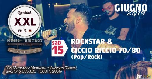 Rockstar at XXL Music Bistrot (Villanova)