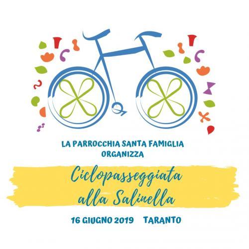 FESTA DELL'ALLEGRIA - Ciclopasseggiata alla Salinella 2019