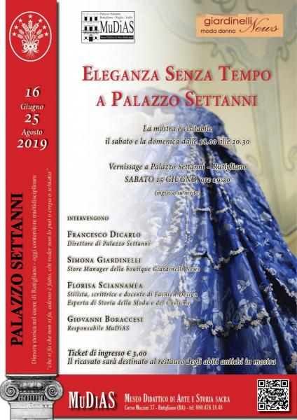Eleganza Senza Tempo a Palazzo Settanni