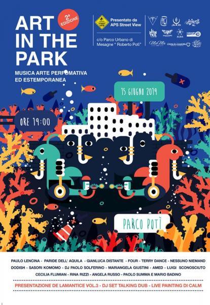 Art in the Park  -   II Edizione