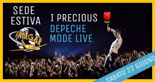 Concerto I Precious Depeche Mode party