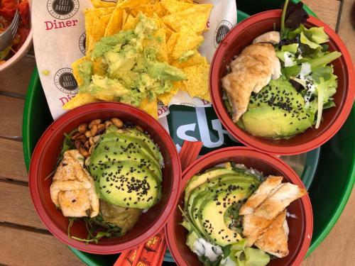 """Al via """"5 Bowls"""", un nuovo goloso appuntamento da East Market Diner a Lambrate"""