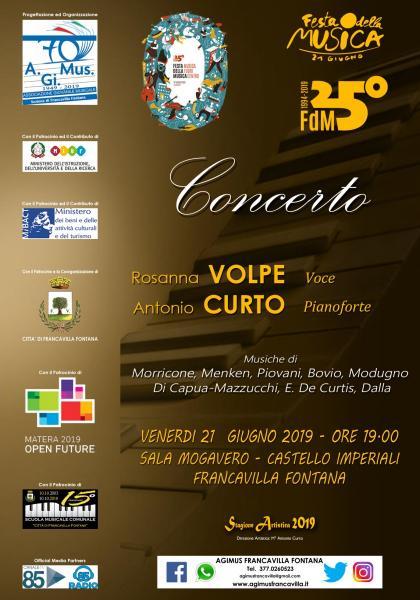 Concerto 25^ Festa Europea della Musica