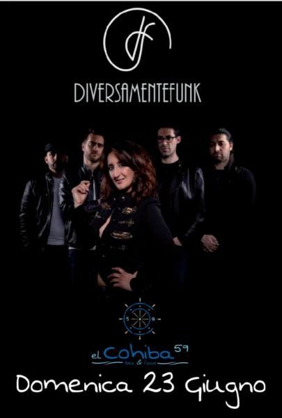 Diversamente Funk Live a Marina di Pulsano